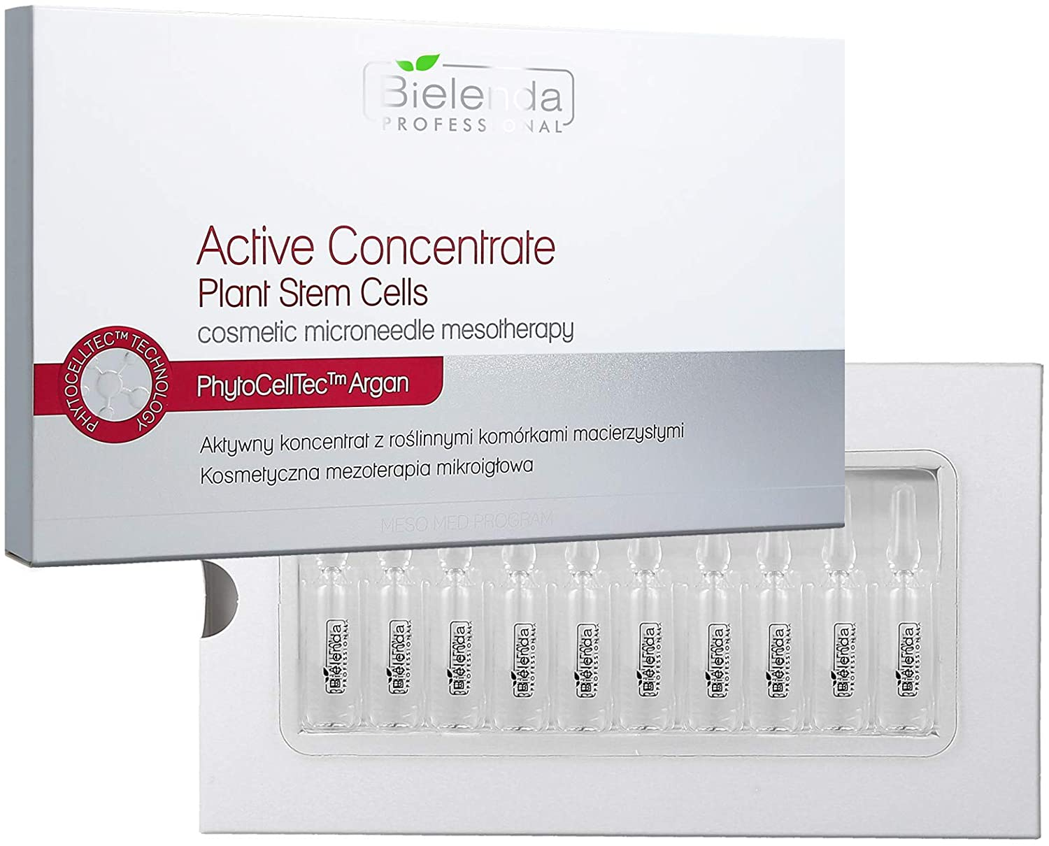 Active Concentrate Plant Stem Cells cosmetische microneedling mesotherapie