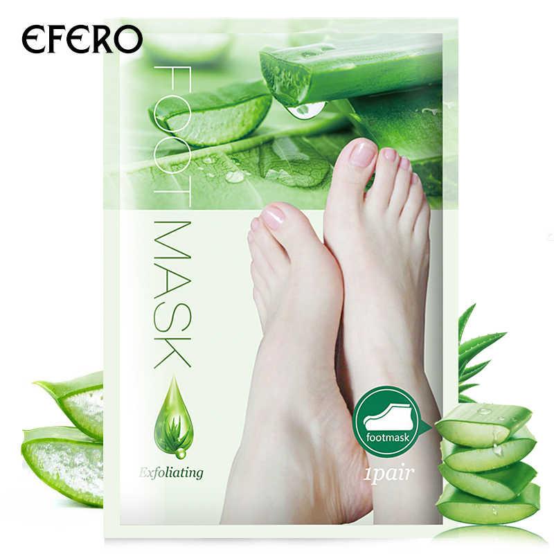 Efero hydraterend voetmasker