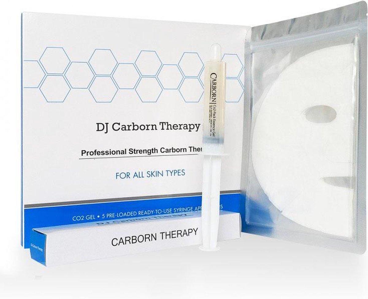 Carboxy therapie 5 spuiten